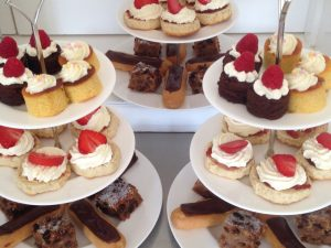 Afternoon tea caterers in East Sussex