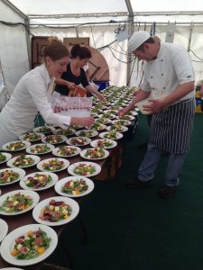 Catering in Sussex