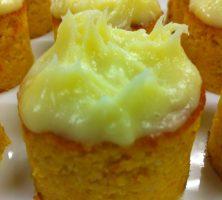 Gluten free Clementine Cakes