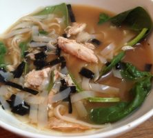 Thai Chicken Broth