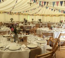 Frickley Lake Marquee