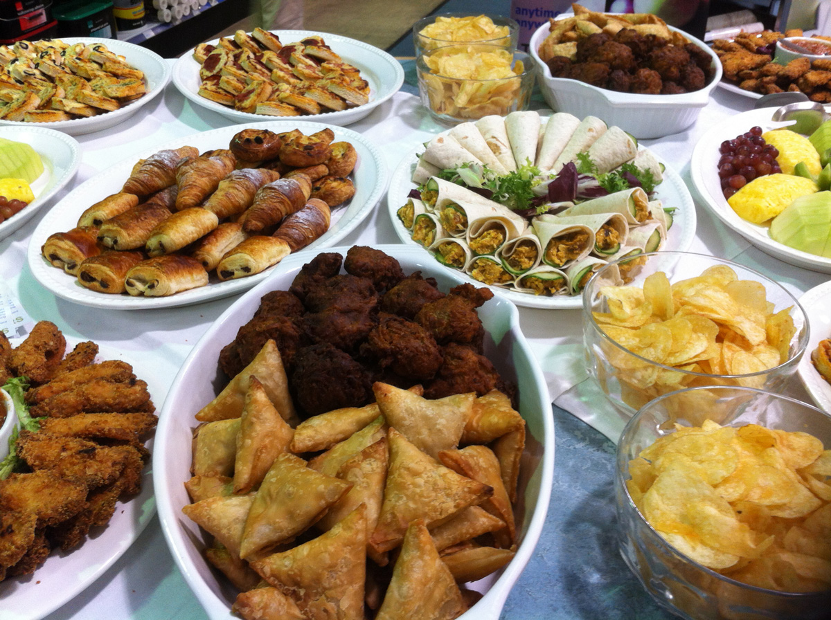Funeral Caterers In East Sussex Funeral Catering Green