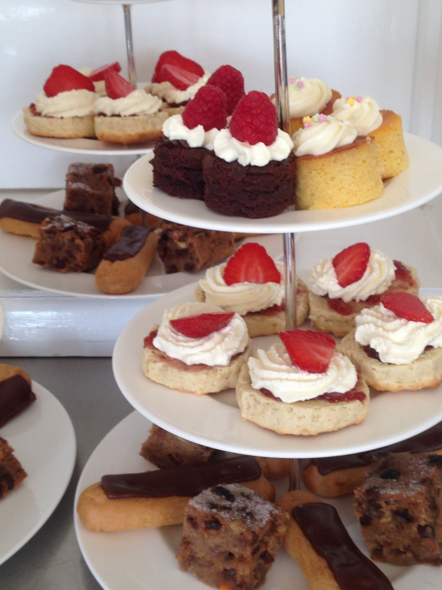 Afternoon Tea For Your Wedding Reception
