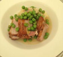 Duck Breast Stew