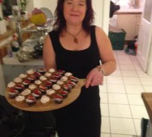 Canape Reception