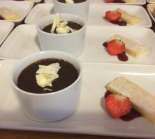 Rich Chocolate & Coffee Pot