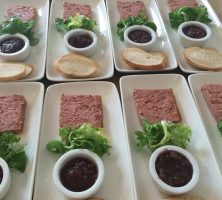 Pate and Chutney