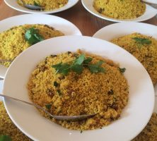 Moroccan Style Cous Cous