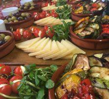 sharing starter platters