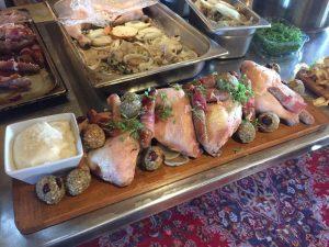 Roasted Meats Sharing Board
