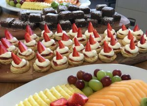 Using Caterers For Business Lunches